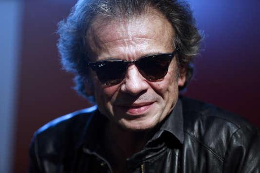 Philippe Manœuvre le 8 octobre 2013.