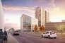 A Bordeaux, l'établissement public d'aménagement Euratlantique a lancé le projet Silva. Cette tour de logements culminera à 50 mètres