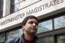 Navinder Singh Sarao, à LOndres le 23 mars 2016. Letrader britannique sera extradé vers les USA après avoir été dénoncé par un lanceur d'alerte auprès de la SEC.