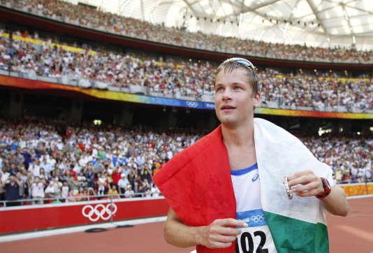 Alex Schwazer, champion olympique à Pékin en 2008.
