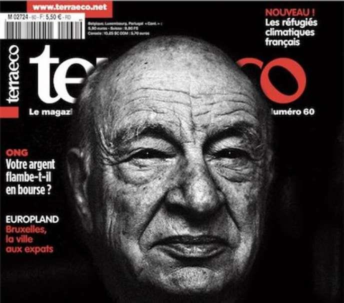 Le philosophe Edgar Morin préside l'« association des amis de Terra Eco».