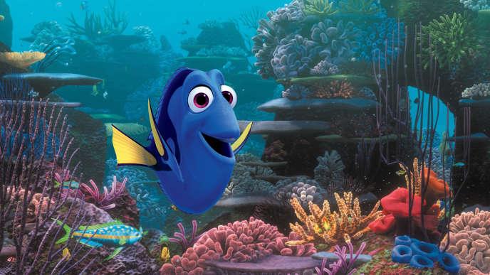 Dory, attachant petit chirurgien bleu à la mémoire de poisson rouge, tente de retrouver sa famille.