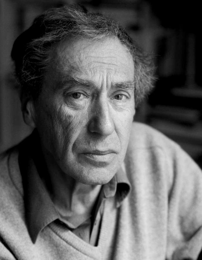 Pierre Pachet, en avril 2003.
