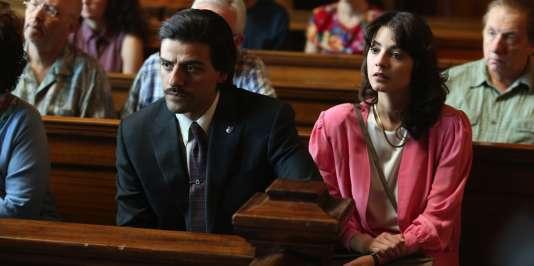 Nick Wasicsko (Oscar Isaac) et Nay Noe Wasicsko (Carla Quevedo).