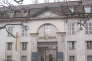 La façade du Musée Nicéphore Niépce à Chalon-sur-Saône en février 2014.