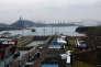 Le budget de la rénovationet de l'élargissment du canal de Panama se monte à son terme à 5,45 milliards de dollars.