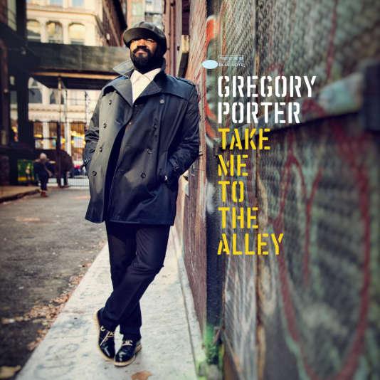 Pochette de l'album« Take Me To The Alley», de Gregory Porter.