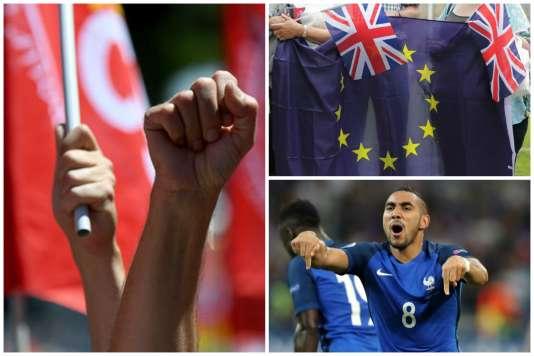 Manifestation à Paris, Brexit, Euro 2016... L'essentiel de l'actualité du 23 juin à 8h30.