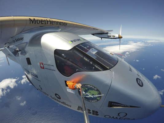Bernard Piccard a twitté sa traversée de l'Atlantique à bord du Solar Impulse 2. Un voyage de longue haleine qui s'est terminé le 23 juin à Séville (Espagne).