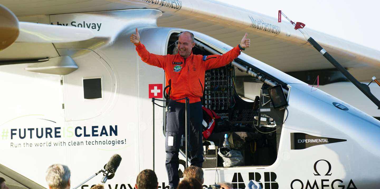 Bertrand Piccard : « Dans un an, nous aurons sélectionné 1 000 solutions rentables pour la planète »