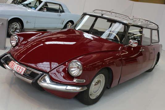 L'ID 19 en version break de 1967.