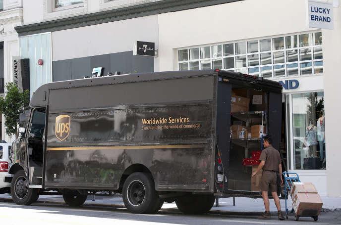Le logisticien américain UPS investit plus de 100 millions de dollars dans un nouveau «hub » en Essonne.