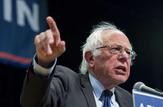 Bernie Sanders le 23 juin.