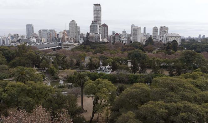 Le zoo de Buenos Aires, le 24 juin.
