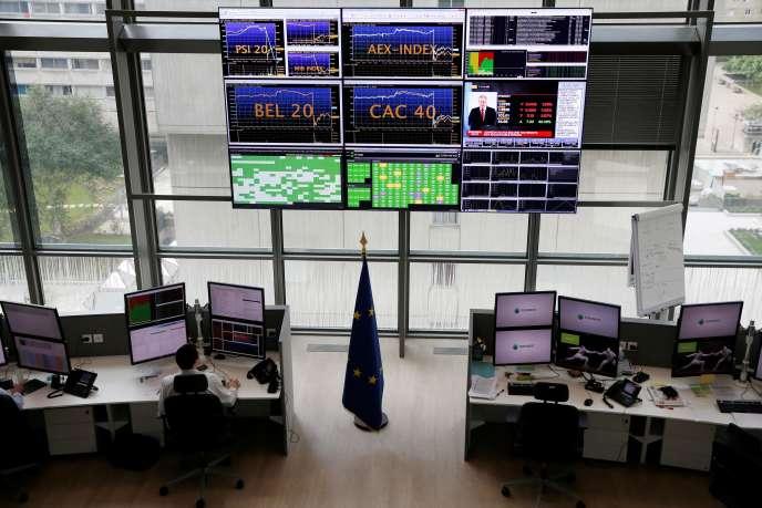 «En 2015, la TTF a rapporté 917 millions d'euros. La même année, les volumes de transaction sur les actions du CAC 40 se sont élevés à un peu plus de 2 500 milliards d'euros, dont un tiers seulement réalisé sur Euronext Paris» (Euronext, Paris, le 24 juin).