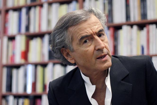 Bernard-Henri Lévy en 2011.