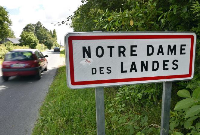 A Notre-Dame-des-Landes, le 26 juin.