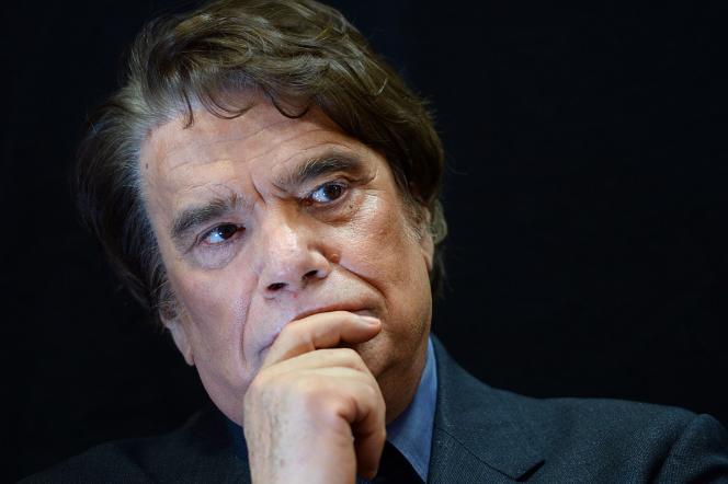 Bernard Tapie, le 15 novembre 2013.