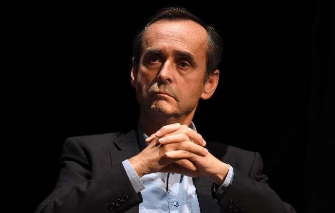 Robert Ménard, le 9 décembre 2015.
