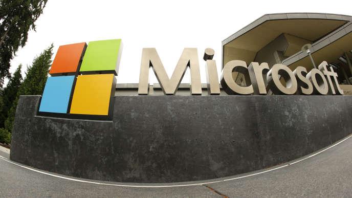Le Visitor Center de Microsoft à Redmond, aux Etats-Unis.