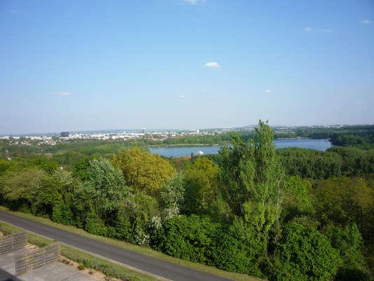 Les étangs de Cergy.