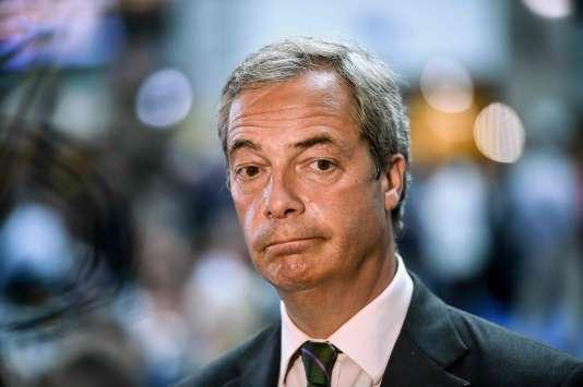 Nigel Farage, le 28 juin 2016.