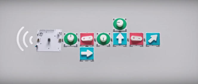 Le projet Bloks repose sur des éléments modulables.