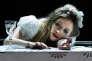 La soprano Sabine Devieilhe interprète Bellezza dans le«Triomphe du Temps et de la Désillusion» de Haendel, à Aix-en-Provence, le 27 juin.
