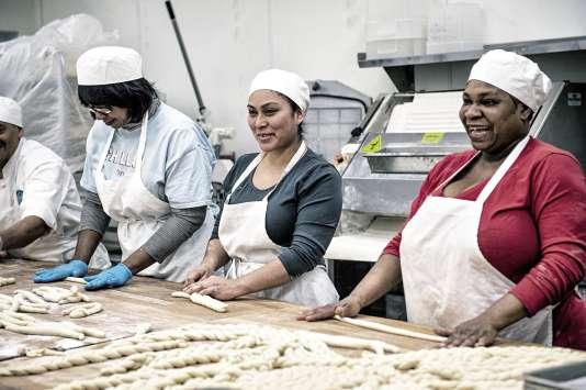 Parmi les finalistes du Basque Culinary World Prize 2016 Jessamyn Rodriguez, qui a créé, à New York,Hot Bread Kitchen, un projet d'insertion pour les immigrés (photo).