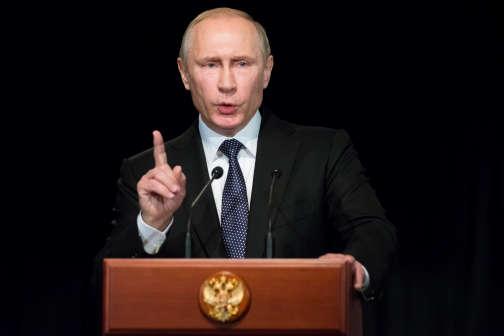 Le président russe, Vladimir Poutine, le 29 juin à Moscou.