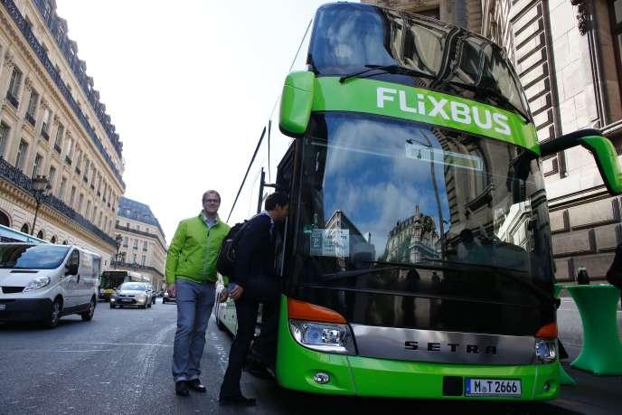 Flixbus a annoncé, mercredi 29 juin, la reprise des activités du britannique Megabus