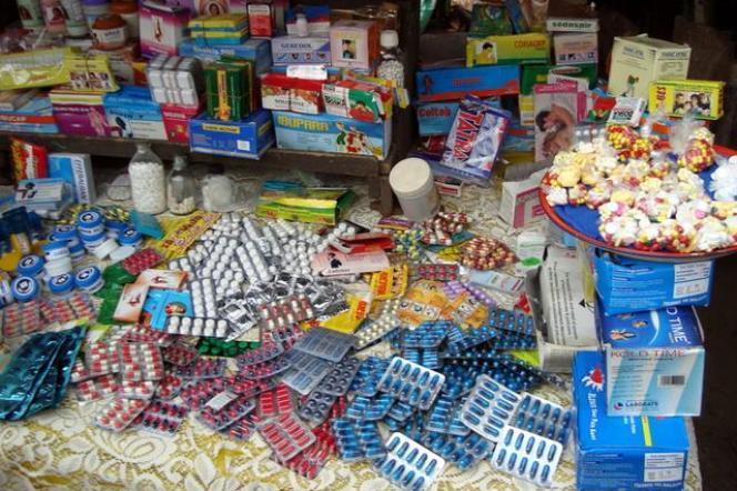 Au Bénin, 40 % des médicaments seraint des faux.