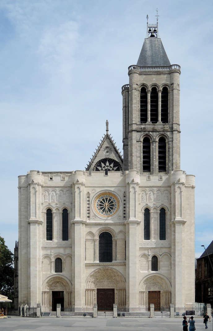 La basilique en l'état actuel, avant travaux.