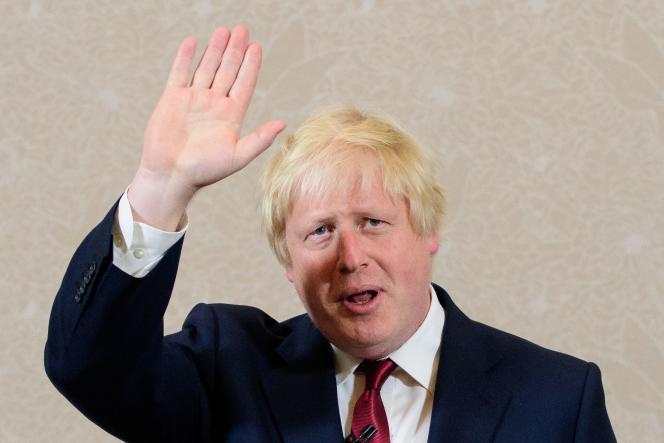 Boris Johnson annonce jeudi 30 juin qu'il ne briguera pas la succession de David Cameron.