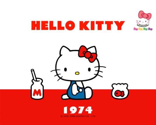 Hello Kitty a 42 ans…