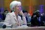 Christine Lagarde, à Paris le 1er juillet.
