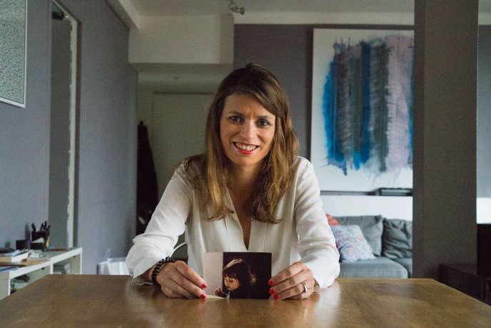 Murielle Monclair, 36 ans.