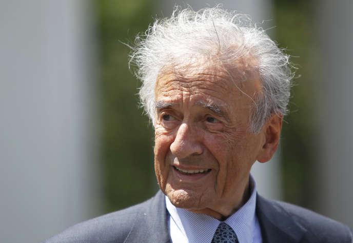 Elie Wiesel en mai 2010.