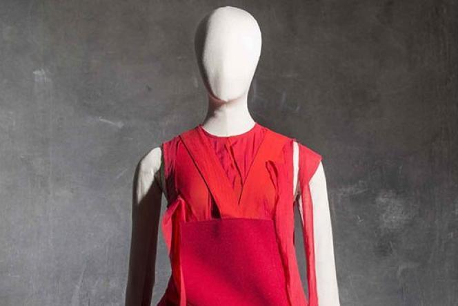 Exposition« Fashion forward» aux Arts décoratifs.