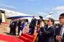 Benyamin Nétanyahou à Entebbe avec le président ougandais, Yoweri Museveni, le 4 juillet 2016.
