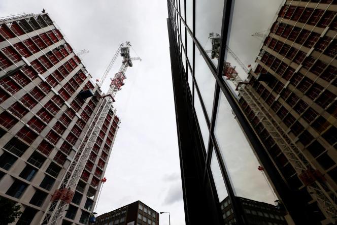 Six gérants britanniques ont suspendu les rachats de parts sur certains fonds immobiliers depuis lundi