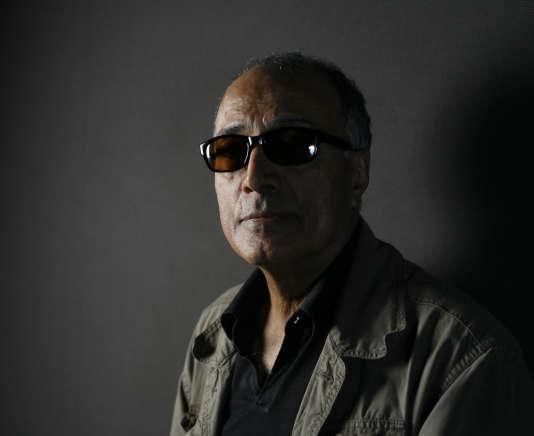 Abbas Kiarostami, le 27 mai 2009, à Paris.