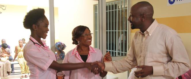 La série «C'est la vie» est diffusée dans 44 pays en Afrique.