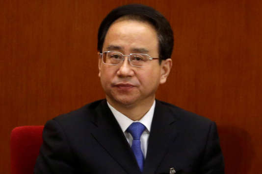 Ling Jihua, à l'époque directeur de l'office général du Parti communiste chinois, le 11 mars 2013 à Pékin.