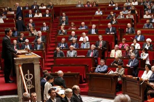 Manuel Valls a annoncé mardi le recours au« 49.3» pour faire adopter la loi travail sans vote.