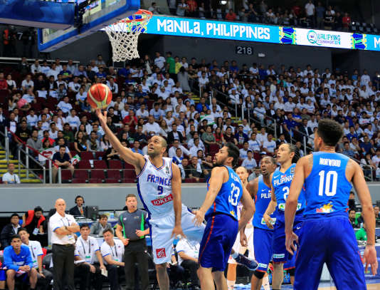 Tony Parker a inscrit 21 points dans la victoire des Bleus.