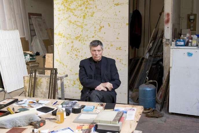 Le plasticien Jean-Pierre Bertrand s'est éteint le 29 juin à l'âge de 79 ans.