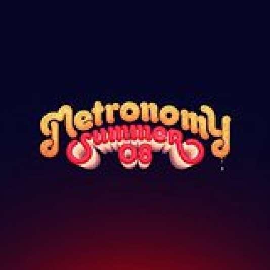 Pochette de l'album« Summer 08», de Metronomy.