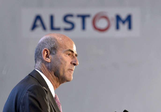 L'assemblée générale (AG) d'Alstom a émis, le 5 juillet, un avis négatif sur la rémunération de Patrick Kron, l'ancien PDG de l'équipementier.
