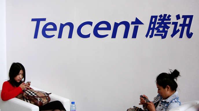 Lancé en 2011, WeChat, dont Tencent est la maison-mère, s'est imposé pour devenir la première application mobile en Chine, avec plus d'un milliard de comptes.